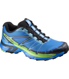 Zapatillas trail running Salomon Wings Pro 2 Hombre