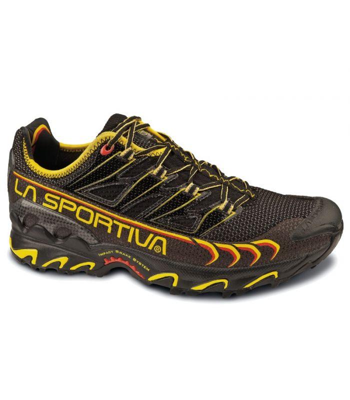Compra online Zapatillas La Sportiva Ultra Raptor Hombre Negro en oferta al mejor precio