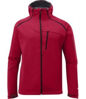 Chaqueta Soft Shell Trekking Salomon Quest Hoody Windstopper Hombre