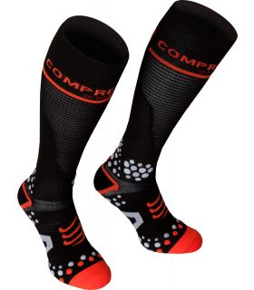 Calcetines compresión Compressport full socks V2.1