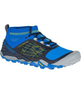 Zapatillas Trail running Merrell All Out Terra Trail Hombre Azul