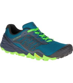 Zapatillas Merrell All Out Terra Light Hombre Azul