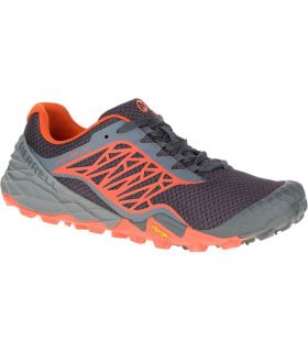 Zapatillas trail running Merrell All Out Terra Light Hombre Gris