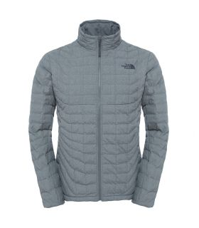 Chaqueta de fibras The North Face Thermoball Full Zip Hombre Gris