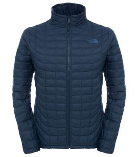 Chaqueta de fibras The North Face Thermoball Full Zip Hombre Navy