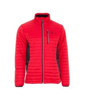 Chaqueta Fibra Ternua Kongur Jacket Hombre Rojo