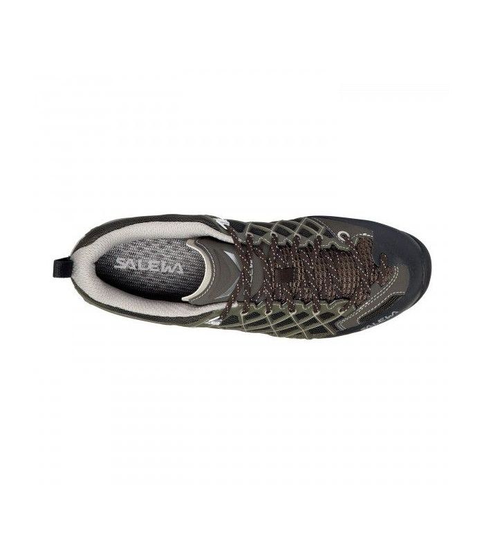 Compra online Zapatillas trekking SALEWA Ms Wildfire Vent Hombre Marron en oferta al mejor precio