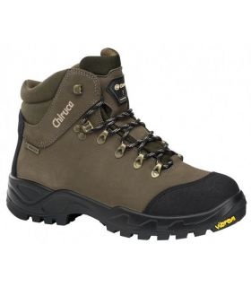 BOTAS CHIRUCA CARES FORCE 01 GORETEX HOMBRE MARRON