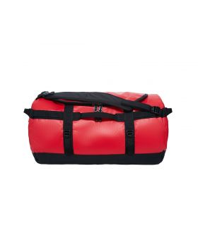 Mochila de montaña The North Face Base Camp Duffel S Rojo