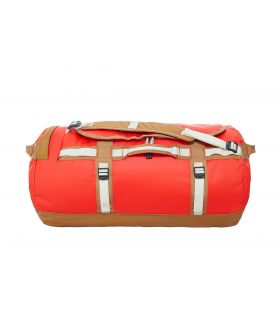 Mochila The North Face Base Camp Duffel M Naranja