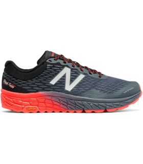 Zapatillas trail running New Balance Fresh Foam Hierro V2 Hombre Gris