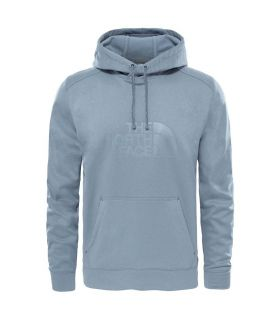 Sudadera The North Face Ampere Pullover Hombre Gris