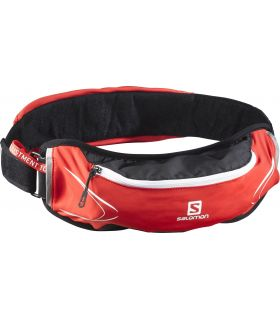Riñonera Trail running Agile Belt 500 Set Rojo