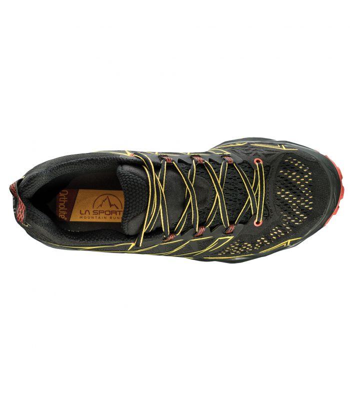 Compra online Zapatillas La Sportiva Akyra Hombre Negro en oferta al mejor precio