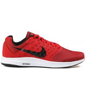 Zapatillas Running Nike Downshifter 7 Hombre Rojo
