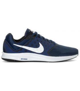 Zapatillas Running Nike Downshifter 7 Hombre Azul