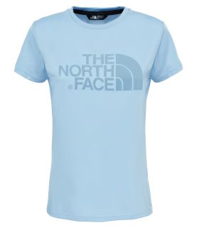 Camiseta The North Face Tanken Mujer Azul