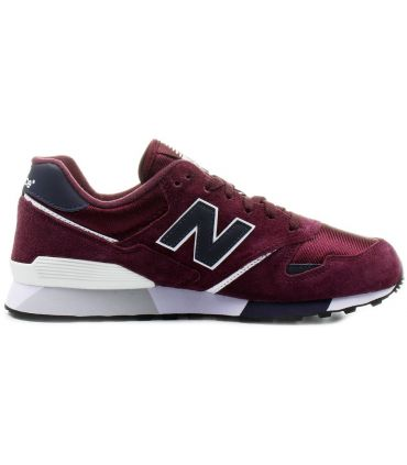 Zapatillas New Balance U446 Burdeos