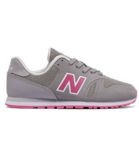 Zapatillas New Balance KD373 Gris