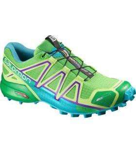 Zapatillas Trail Running Salomon Speedcross 4 Cs Mujer