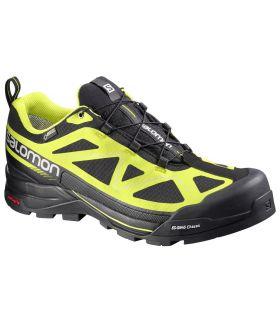 Zapatillas Alpinismo Salomon X Alp Move GoreTex Hombre. Oferta y Comprar online