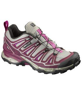 Zapatillas de Senderismo Salomon X Ultra 2 Cs Wp Mujer