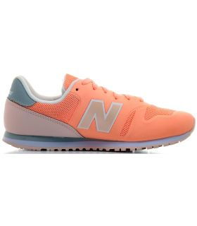 Zapatillas New Balance KD373 Naranja