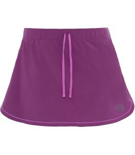 Falda Trail Running The North Face Runagade Skort Mujer Morado