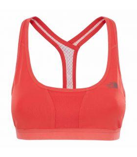 Top Deportivo Nike Stow-N-Go Bra A/B Mujer Salmón . Oferta y Comprar online