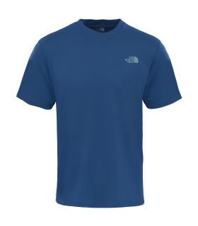 Camiseta Técnica The North Face Flex S/S Hombre Azul