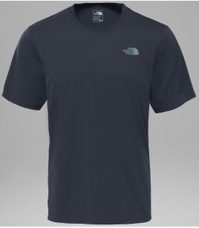 Camiseta Técnica The North Face Flex S/S Hombre Gris