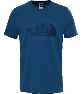 Camiseta de trekking The North Face Easy Tee Hombre Azul