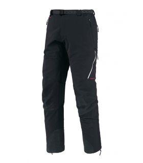 Pantalones Trangoworld Prote Fi Hombre Negro Rojo