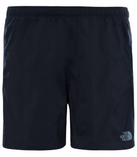 Pantalones Running The North Face NSR Short 5 Hombre Negro. Oferta y Comprar online