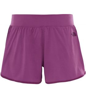 Pantalones Running The North Face Versitas Short Mujer Morado