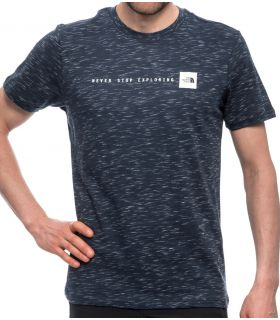 Camiseta The North Face S/S Nse Tee Hombre Navy