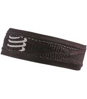 Banda Compressport Thin Headband On/Off Negro. Oferta y Comprar online