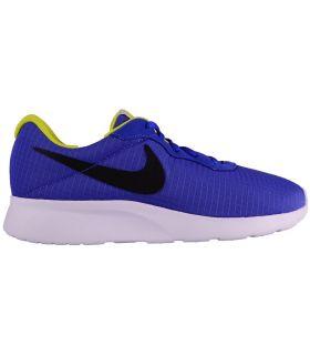 Zapatillas Nike Tanjun Premium Hombre Azul