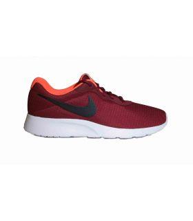 Zapatillas Nike Tanjun Premium Hombre Rojo