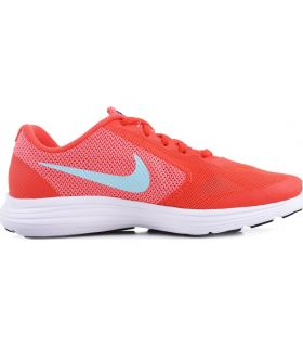 Zapatillas Running Nike Revolution 3 (GS) Naranja