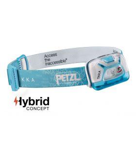 Frontal running Petzl Tikka Azul