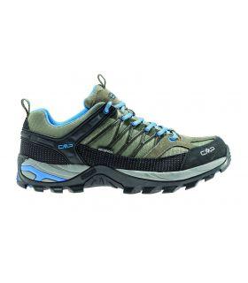 Zapatillas de trekking CMP Rigel Low Wp Hombre Verde