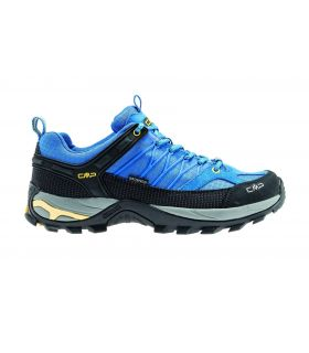 Zapatillas de trekking CMP Rigel Low Wp Hombre Azul