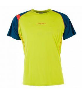 Camiseta running La Sportiva Motion T-Shirt Hombre Amarillo