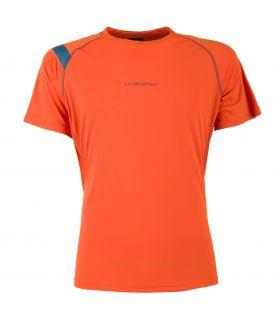 Camiseta running La Sportiva Motion Hombre Naranja