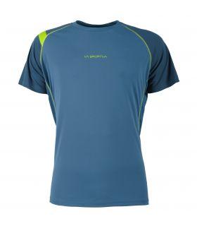 Camiseta running La Sportiva Motion Hombre Azul