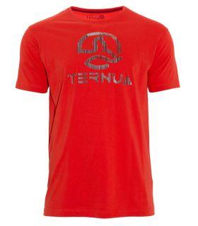 Camiseta Ternua Alifan Hombre Rojo