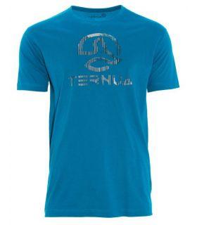 Camiseta Ternua Alifan Hombre Azul