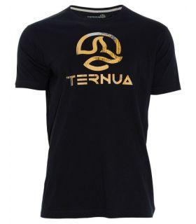 Camiseta Ternua Alifan Hombre Negro