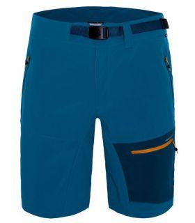 Bermudas Senderismo Ternua Torsten Hombre Azul